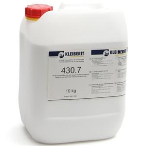 Bild von KLEIBERIT 430.7 Supratherm Wässriger PUR-Klebstoff