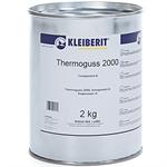Bild von KLEIBERIT 884.1 Thermoguss 2000 2K-Kitt auf anorganischer Basis Komp. A